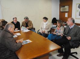 Prefeitura acompanha projeto da Escola SESI de Ensino M�dio