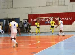 Municipal de Futsal S�rie A teve rodada nesta quinta-feira, 20