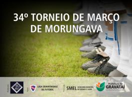 Torneio do Morungava ter� quatro jogos neste domingo