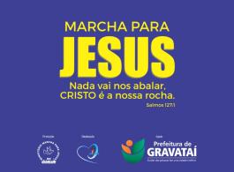 Terceira edi��o da Marcha para Jesus acontece neste s�bado (7)