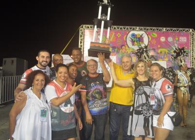 Carnaval 2016 -  Acadêmicos de Gravataí